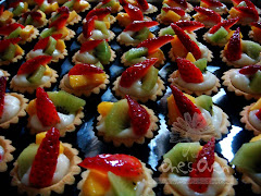 Fruit Tartlet  (fresh fruits)