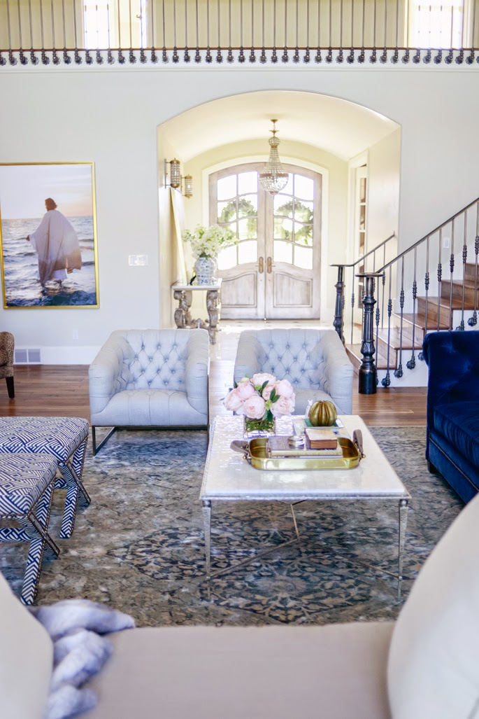 D E C O R A R E The New Living Room Of Rachel Parcell