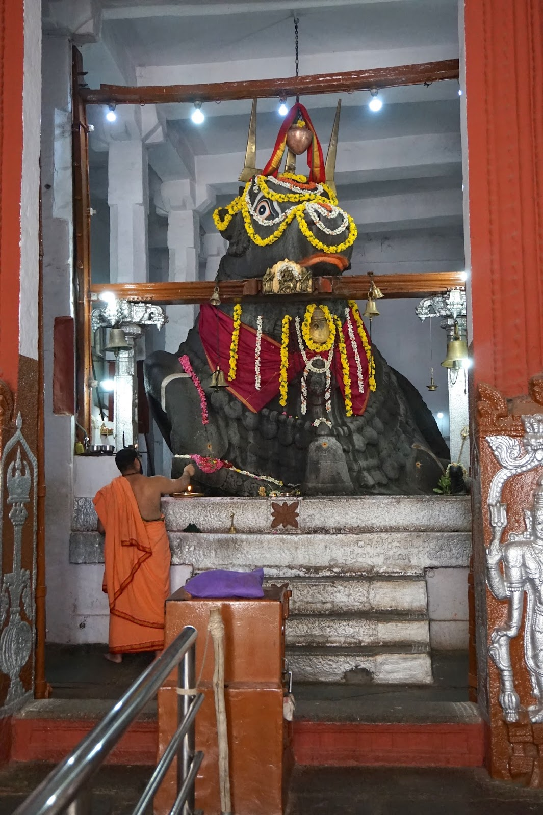 Sri Big Bull Temple Bangalore