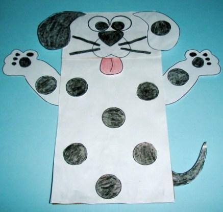 Dog Crafts For Kids By Dltks