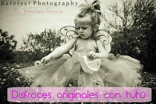 disfraces originales tutu