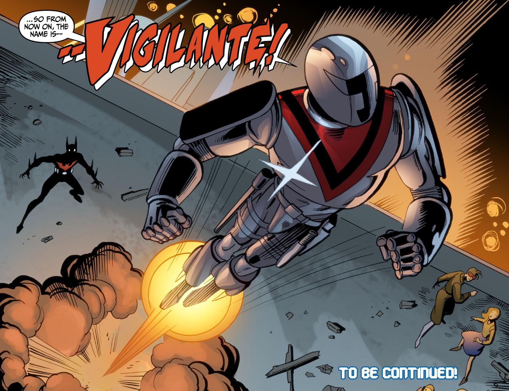 Batman Beyond (2012) Issue #11 #11 - English 22