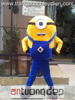 cho thuê mascot minion giá rẻ