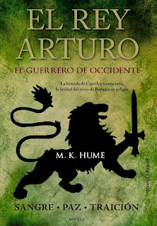 El guerrero de occidente de M.K.Hume