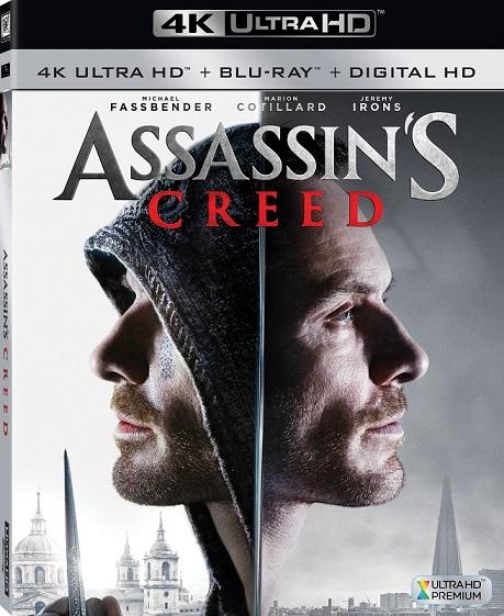 Assassin's Creed 4K (2016) 2160p 4K UltraHD HDR BluRay REMUX 37GB mkv Dual Audio Dolby TrueHD ATMOS 7.1 ch