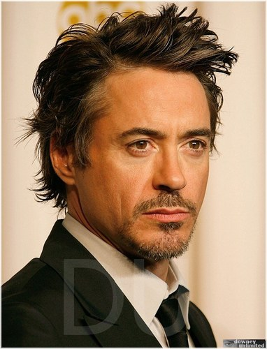 rock n roll hairstyles : The Vanguard Barber?: Celebrity Mens Hair Styles: Robert Downey ...