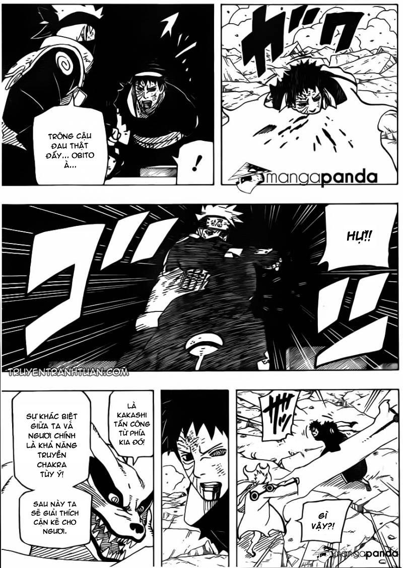 naruto 013, Naruto chap 609    NarutoSub