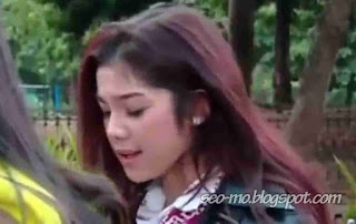 Gambar Raya Kitty Di Sinetron Anak Jalanan Episode 3