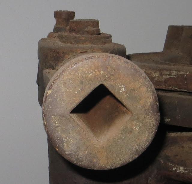 Ampliação Fotografia de macro de Mecanismo de Prensa de Uvas usada depois das vindimas