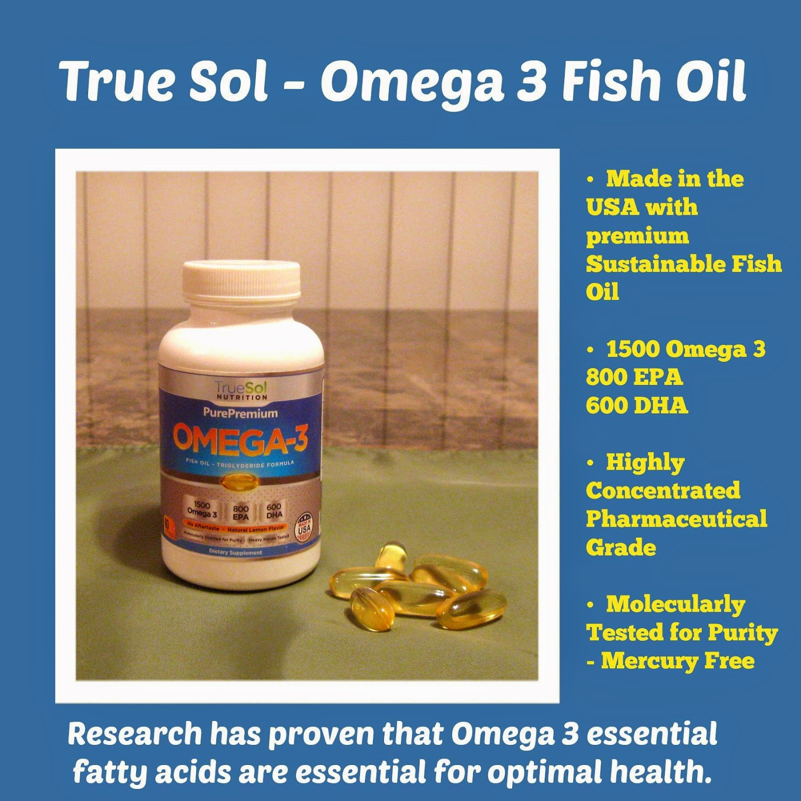 Ultimate guide to omega 3 benefits sources and supplements for Best fish oil on the market