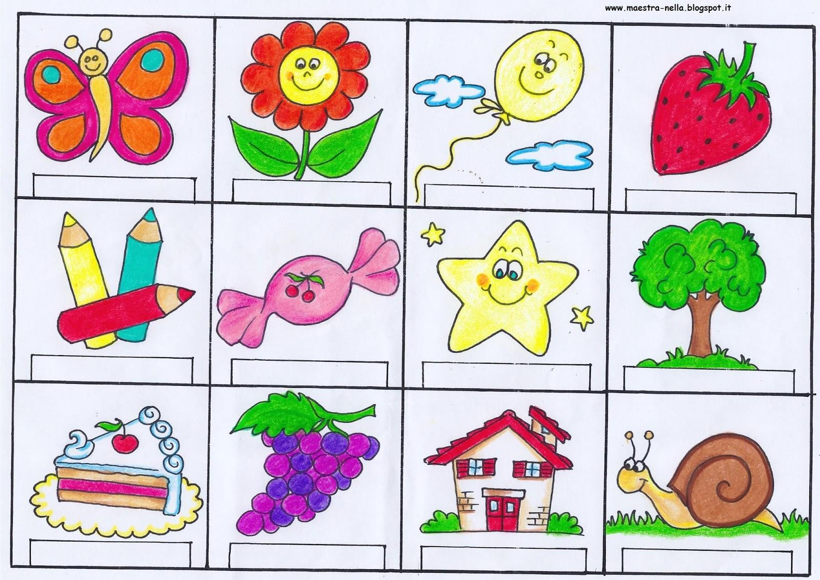 Maestra nella contrassegni for Idee per l accoglienza nella scuola dell infanzia