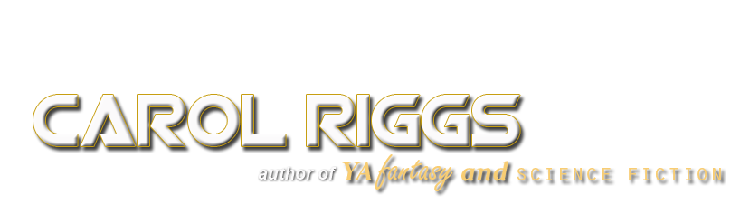 Carol Riggs, YA author WEBSITE