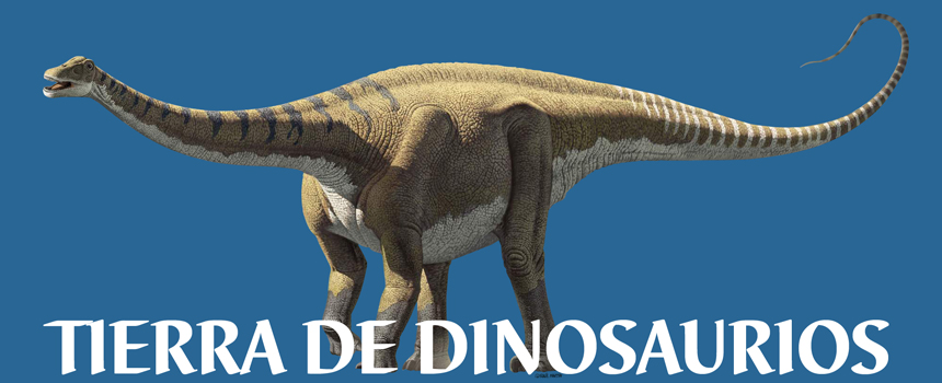 TIERRA DE DINOSAURIOS