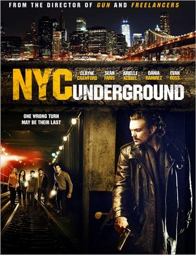 N.Y.C. Underground (2013) Online
