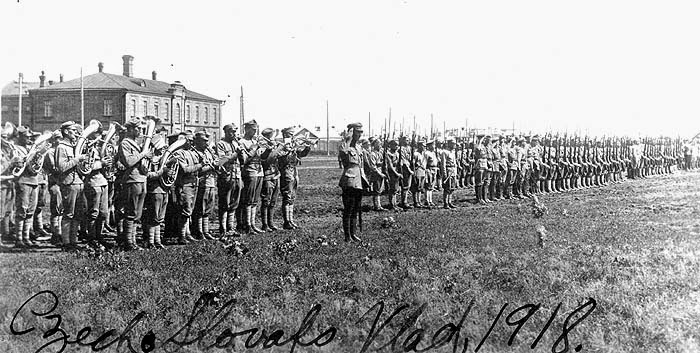 Czechoslovak Legion