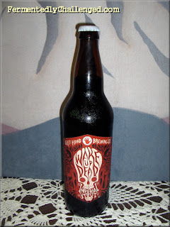 Left Hand Wake Up Dead Imperial Stout 2011