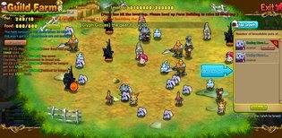 Cyber Monster 2 Guild Farm