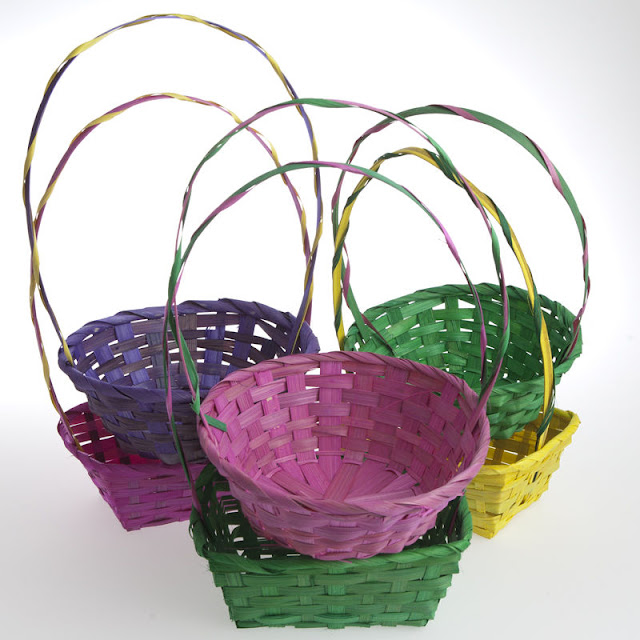 Bamboo Easter Basket1