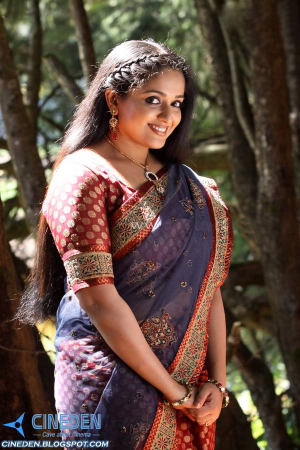 Kavya Madhavan Sexy hot stills in Transparent Saree from Chinatown (2011) - Malayalam Movie
