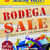[SALE ALERT] 2015 Silicon Valley's Bodega Sale (March 12, 13 and 14)