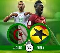 مباراة الجزائر وغانا Match Algérie vs Ghana