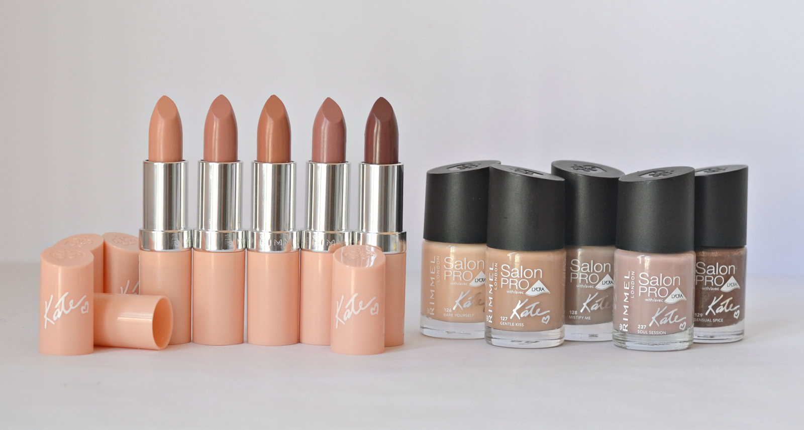 The New Nudes: Rimmel London & Kate Moss Team Up For A 10-Piece ...
