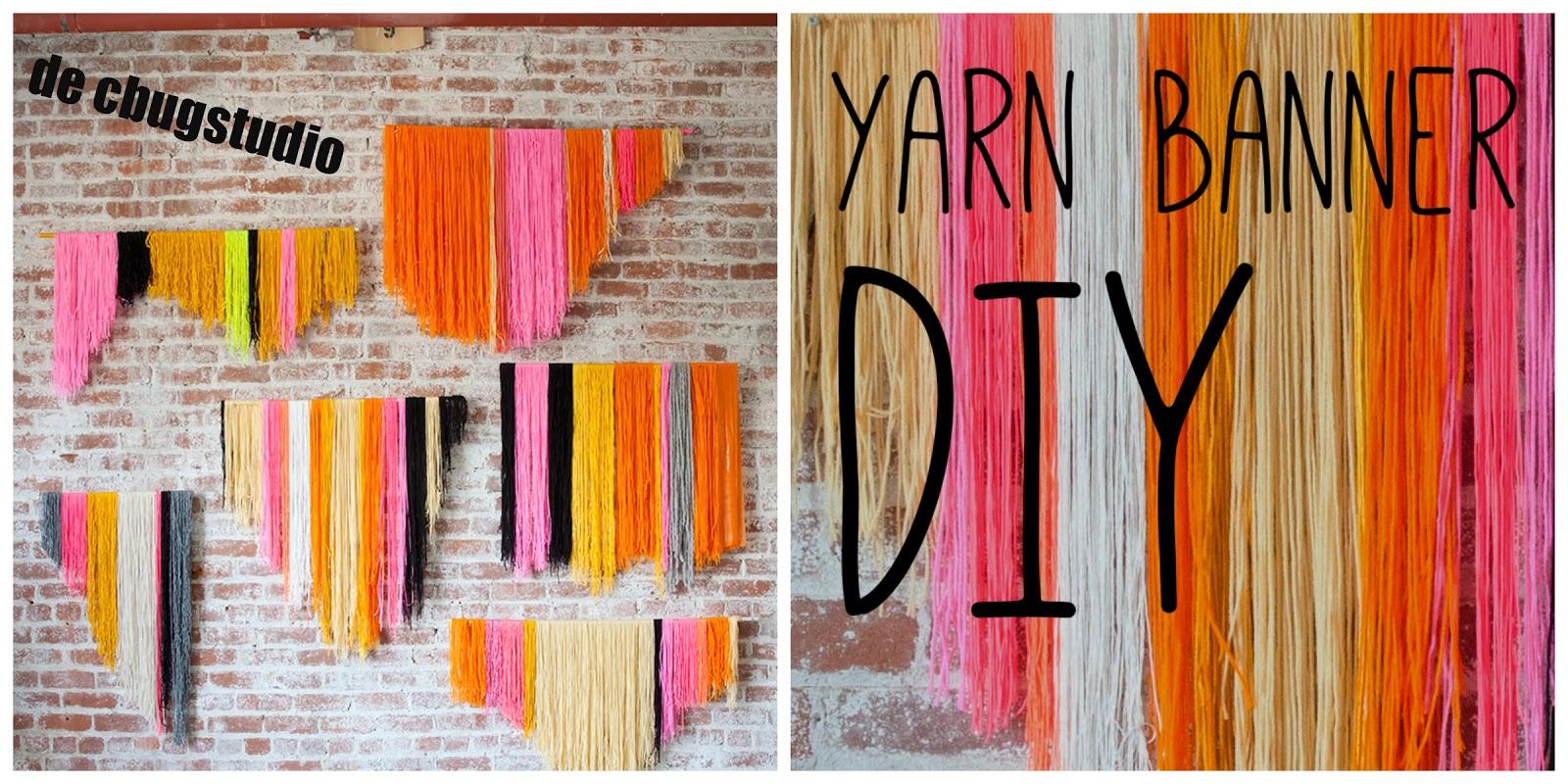 Enrhedando manualidades for Como decorar tu pared
