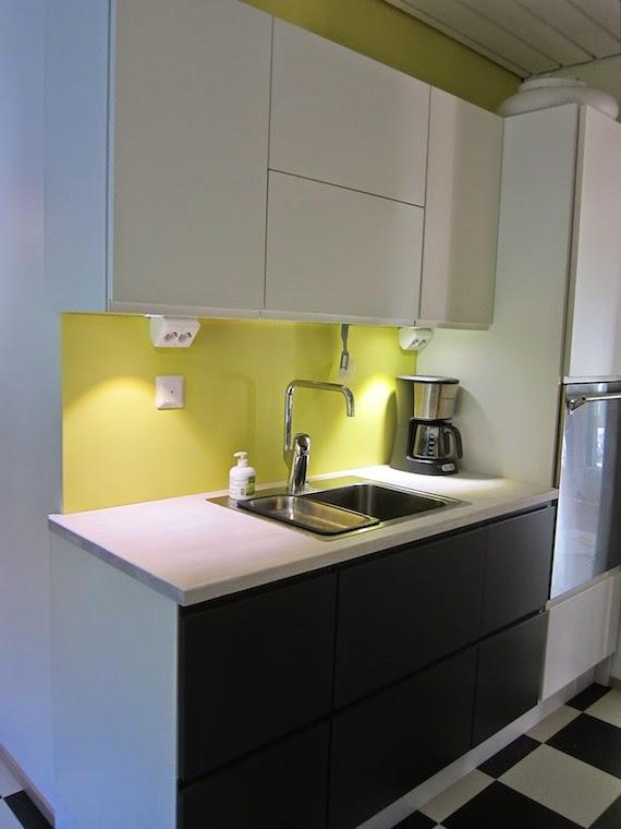Project Mama Capris keittiöt kaunis ja käytännöllinen