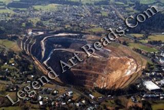 Fire at underground mine