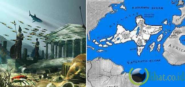 Atlantis: Paradise Lost?