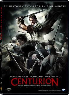 Furia de Centuriones (2010)
