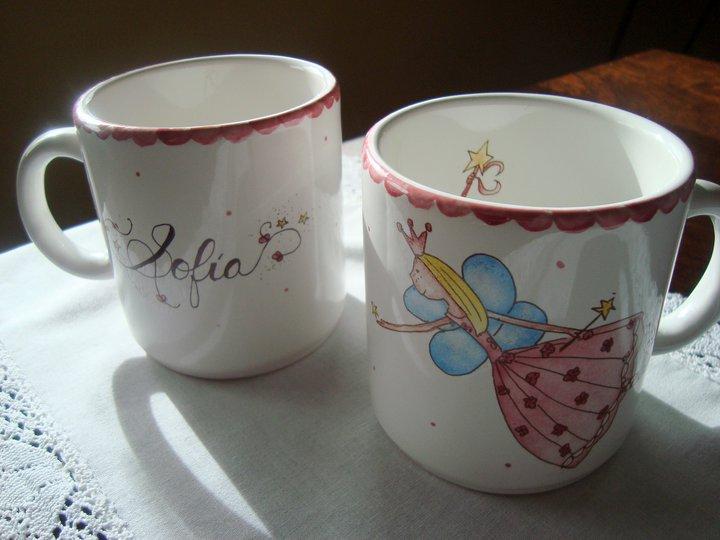 Allegra deco tazas para desayuno for Tazas para desayuno