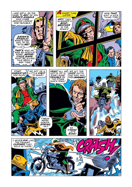 Captain America (1968) Issue #128 #42 - English 10