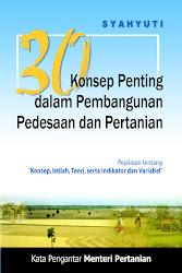 "Buku ""30 Konsep Penting"" @2006"