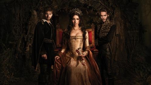 Reign 3° Temporada HDTV - 720p Legendado Torrent (2015) Download