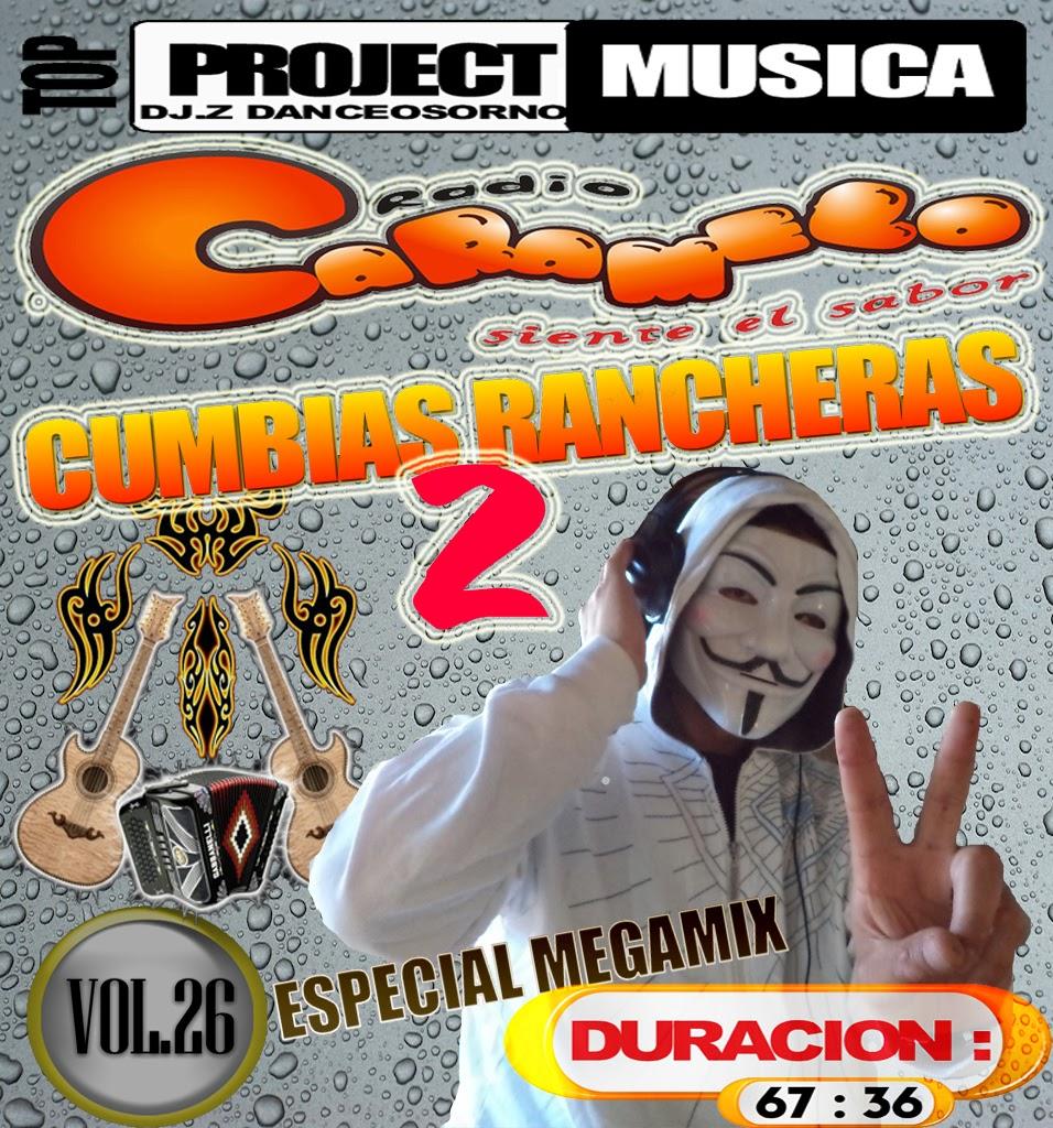 MEGAMIX VOL.26 RADIO CARAMELO