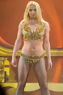 Britney Spears Sexy On Stage