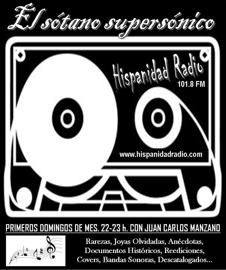 # EL SÓTANO SUPERSÓNICO