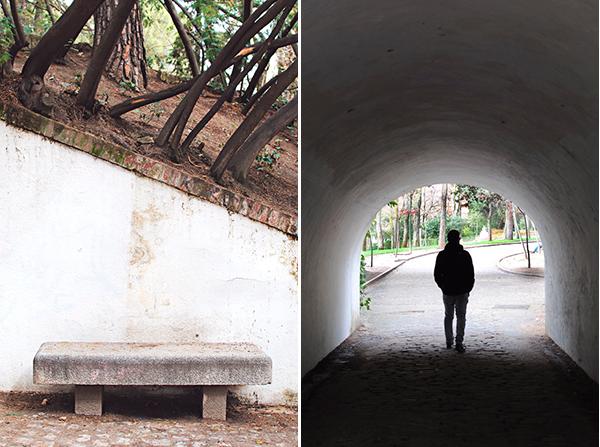 Parque Quinta de los Molinos. Fotografía de Lourdes Convertida