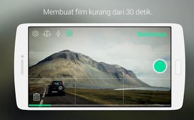 LINE SnapMovie, Aplikasi Pembuat Video Terbaik