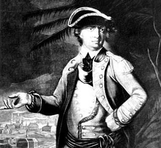 most hated liar Benedict Arnold