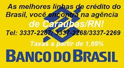 Banco do Brasil/Caraúbas!