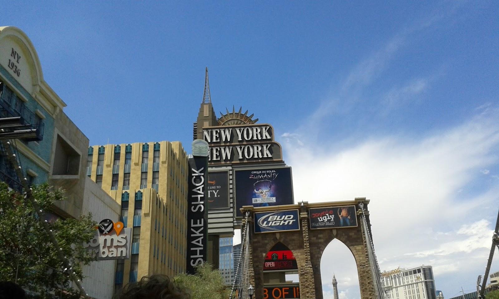Los  Vegas Tourism Stills