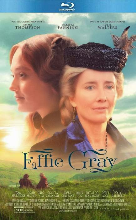 Effie Gray (2014) Poster