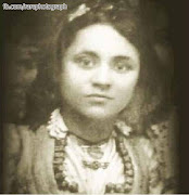 Mother Teresa (Agnes Gonxha Bojaxhiu) childhood old rare picture