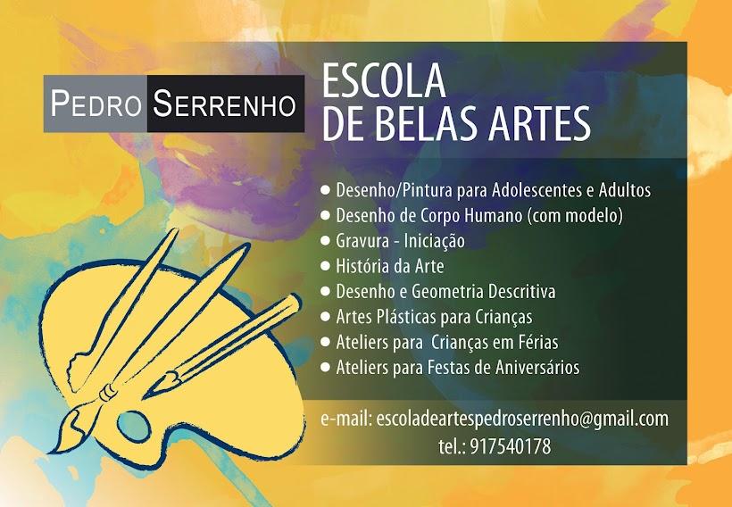 Escola de Belas-Artes Pedro Serrenho