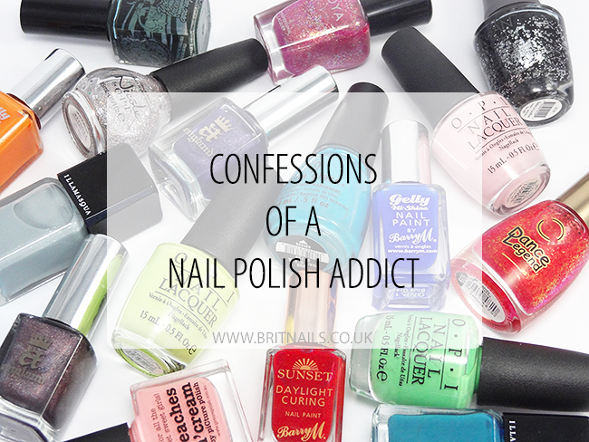 Tag: Confessions Of A Nail Polish Addict | Brit Nails