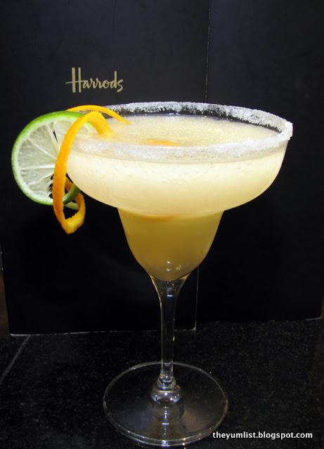 best cocktails in Kuala Lumpur, Harrods KLCC