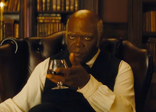 Samuel L. Jackson as Stephen in Django Unchained, Directed by Django Unchained