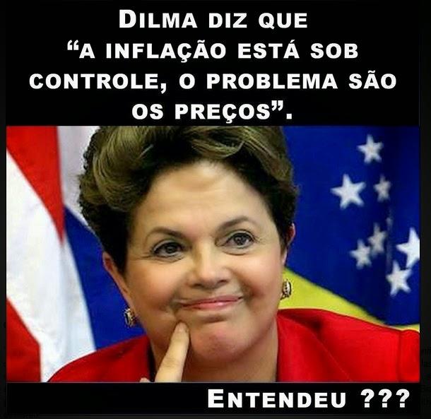 Dilma Ensaboada